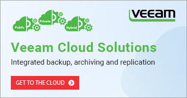 Veeam Cloud Solutions